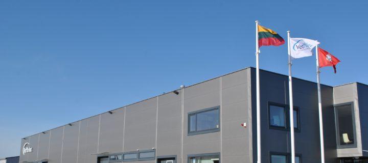 """UAB """"Vetmarket"""" įsikūrė naujose moderniose patalpose"""