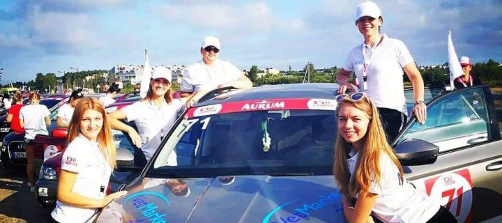 """VetMarket Ladies puikiai pasirodė ralyje """"108 km Moterų iššūkis"""""""