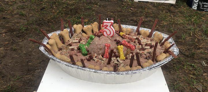 """""""Dr. Clauder's"""" trečiasis gimtadienis"""